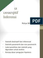 Statistika Deskriptifninferensial. ppt
