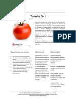 Ficha Tecnica Tomatocart
