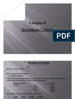 Investment Criteria [Compatibility Mode]