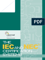 Cortem Group - The IEC and NEC Certification Systems