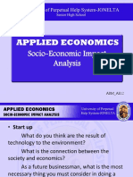 ABM AE12 012 Socio-Economic Impact Analysis