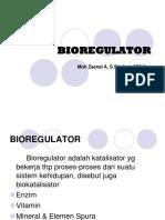 BIOREGULATOR.ppt