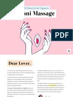 10 Secrets to an Orgasmic Yoni Massage (Mariah Freya, Beducated)