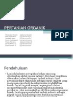 PERTANIAN ORGANIK 2
