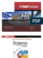 Sesion 03 Estadistica -Tema Estadígrafos de Posición