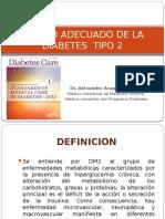 Manejo Diabetes Tipo 2