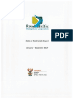 State of Road Safety Report