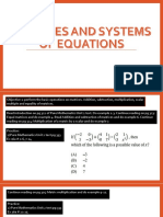 Matrices & Systems of Equations-Module1
