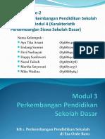 Modul 3 Dan4 Perspektif Pendidikan Sd Edit