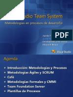 Metodologias y Procesos de Desarrollo