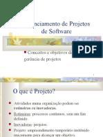 Gerenciamento de Projeto - Conceitos