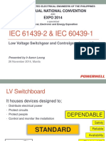 IEC 6142 2 Low Voltage Switchgear and Controlgear Assemblies
