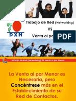 08 Ventas Al Menudeo vs Trabajo de Red.ppt