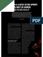 Interviu Revista Cariere