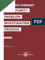 The Impunity Problem