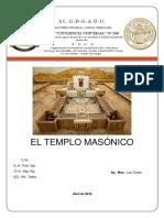 El Templo - Luis Clavijo.