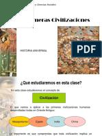Primeras civilizaciones (1)