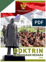 Buku Doktrin Hanneg 2015
