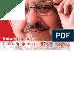 """Homenaje Vida de Palabras 2017- Carlos """"El gordo"""" Benjumea"""