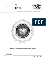 American Intelligence Journal Vol 30 No 1