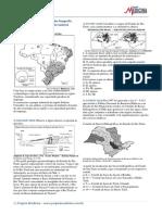 Geografia Brasil Regional Regiao Sudeste Exercicios