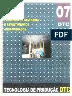 DTC - 7 - Produção de Alvenaria e Revestimentos Argamassados.pdf