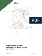 Powapak Air Ultra Operating Manual