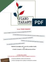 PIANO TARANTO Presentazione