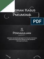Lapsus Pneumonia