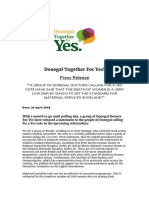 Donegal Together for Yes 240418