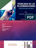 06- Tecnologías de Las Telecomunicaciones - DSL