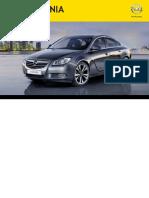 CD 300 Opel Insignia