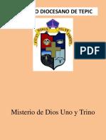 Dios Uno y Trino Diap.