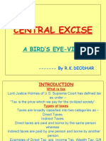 Certificate Course in C.excise