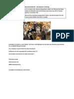 Beschwerdebrief Tierschutz Deutsch b2 Arbeitsblatter Leseverstandnis 102711