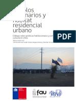 Pueblos Originarios y Habitat Residencial Urbano