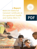 National General Certificate March 2017