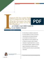 Impacto de Los Costos Logisticos Peru