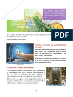15. Saneamiento Basico y Manejo de Desechos