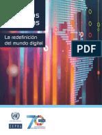 Mundo Digital Cepal 2018