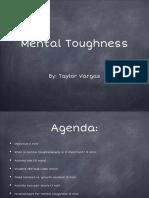 mental toughness lesson plan