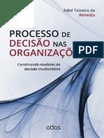 2013 - Almeida - Processo de Decisão Nas Organizações