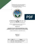 40 TI Informes Basados en NIEA 3000, 3400 y 3420