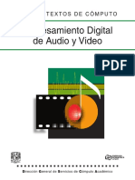 Procesamiento Digital de Audio y Video