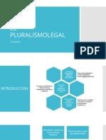 El Pluralismo Legal Fcjp 2018
