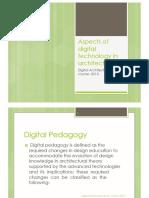 Digital Architecture
