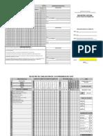 Registro Oficial Comatrana 2017