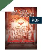 01 - Vida Siempre Creciente - El Tabernaculo-1