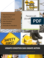 Unsafe Condition Dan Unsafe Action