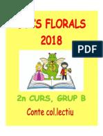 JOCS FLORALS CONTE 2nB